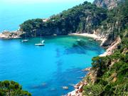 Прекрасный курорт в Испании.
