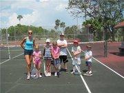 Adina tennis Academy,  теннис,  фитнес Майами,  США